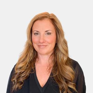 Webinar hosting presenter Jennifer Strailey