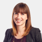 Webinar hosting presenter Kelsey Nash