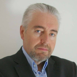 Webinar hosting presenter Brian Phelps
