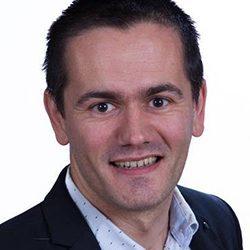 Webinar hosting presenter Nicolas ROUYER