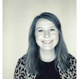 Webinar hosting presenter Molly Hitch