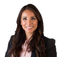 Webinar hosting presenter Amalia Meliti