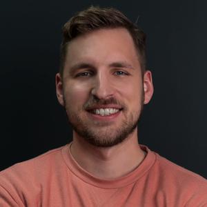 Webinar hosting presenter Adrian P